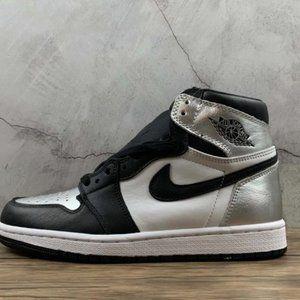 Air Jordan 1 Sliver toe